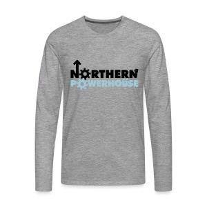 Northern Powerhouse - Mens Hoodie - Men's Premium Longsleeve Shirt