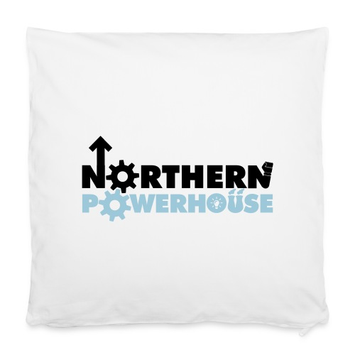 Northern Powerhouse - Mens Hoodie - Pillowcase 40 x 40 cm