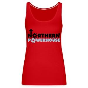 Northern Powerhouse - Mens Hoodie - Women's Premium Tank Top