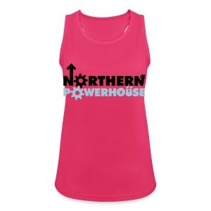 Northern Powerhouse - Mens Hoodie - Women's Breathable Tank Top