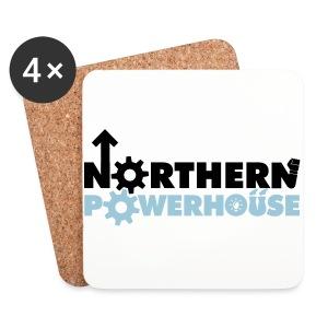 Northern Powerhouse - Mens Hoodie - Coasters (set of 4)