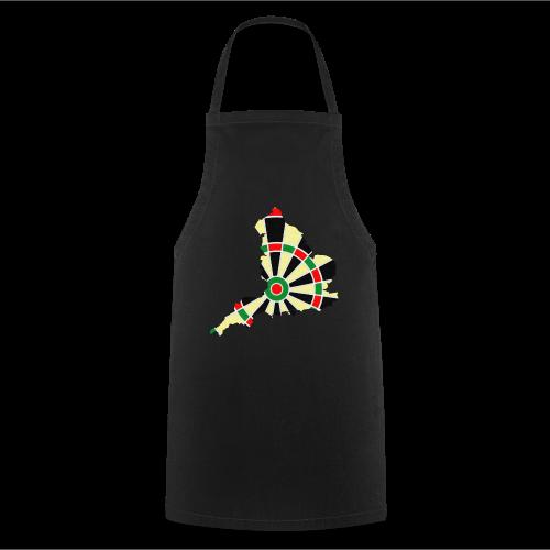 England Dartscheibe Shirt - Kochschürze