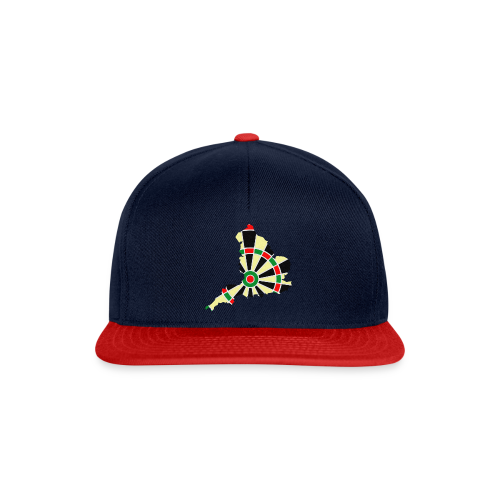 England Dartscheibe Shirt - Snapback Cap