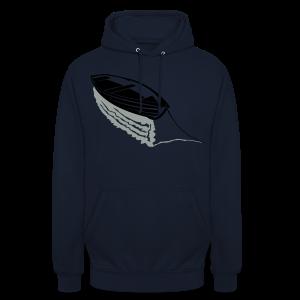 Boot auf See Shirt - Unisex Hoodie