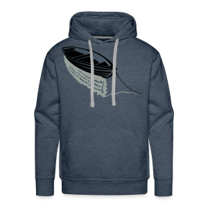 Boot auf See Shirt - Männer Premium Hoodie