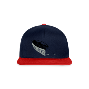 Boot auf See Shirt - Snapback Cap