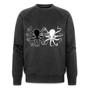 Pulpos.Camiseta contraste hombre - Sudadera ecológica hombre de Stanley & Stella
