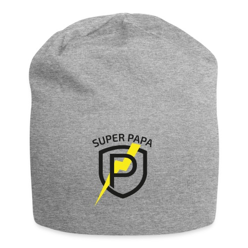 Super Papa T-Shirt - Jersey-Beanie