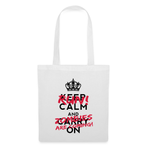 Run! Zombies are coming! - Tote Bag