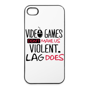 Lag Violence  - iPhone 4/4s Hard Case