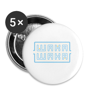 Waka Waka - Buttons small 25 mm