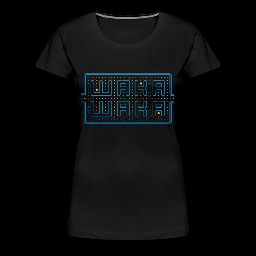 Waka Waka - Women's Premium T-Shirt