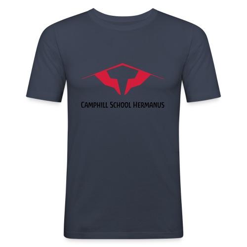 Hoodie CSH male - Men's Slim Fit T-Shirt
