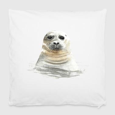 Kissenbezug Robbe - Kissenbezug 40 x 40 cm