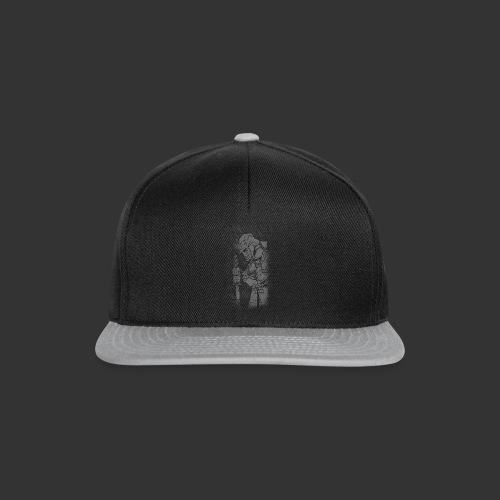 Samurai - Snapback Cap
