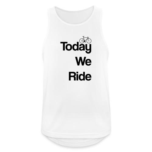 Today We Ride Mug - Men's Breathable Tank Top