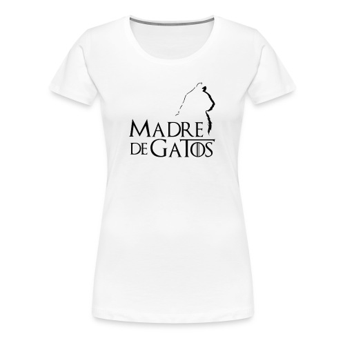 Bolsa de tela - Camiseta premium mujer