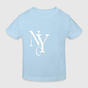New York City blanc2 Accessories - Kids' Organic T-shirt