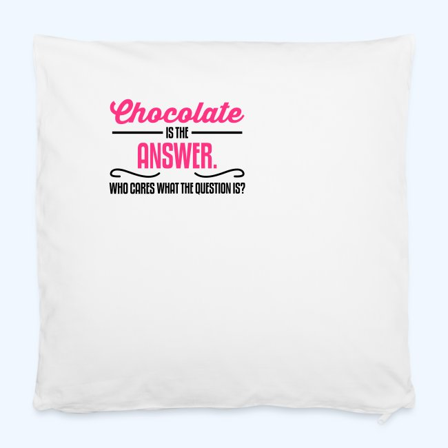 Chocolate Ladies T-Shirt