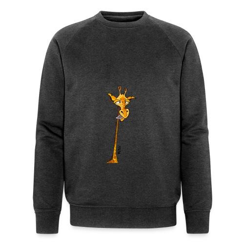 Girafe au long cou - Sweat-shirt bio Stanley & Stella Homme