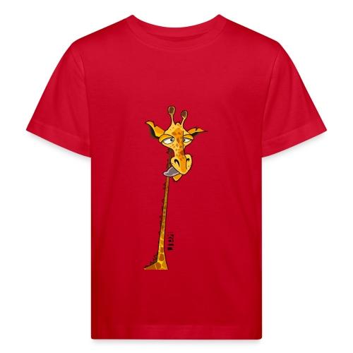 Girafe au long cou - T-shirt bio Enfant