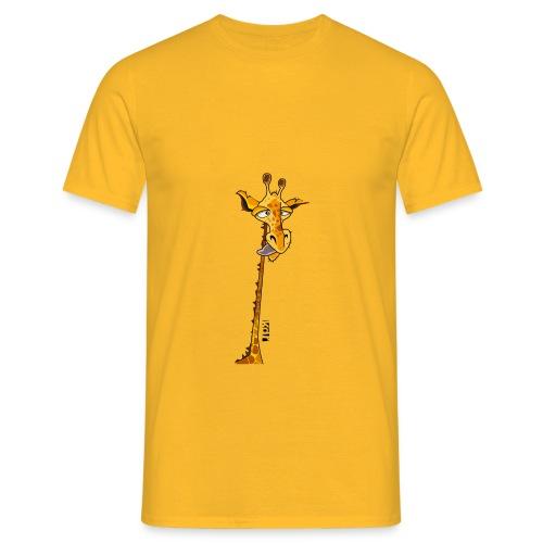 Girafe au long cou - T-shirt Homme