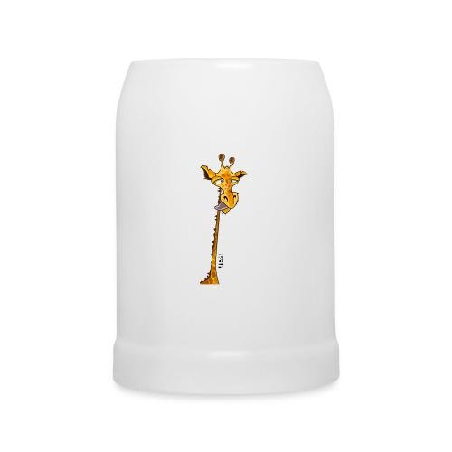 Girafe au long cou - Chope en céramique