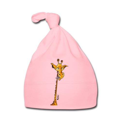 Girafe au long cou - Bonnet Bébé