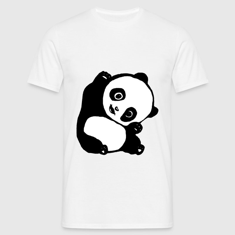 panda new - T-shirt Homme