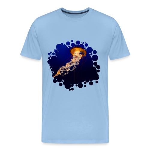 Qualle - Männer Premium T-Shirt