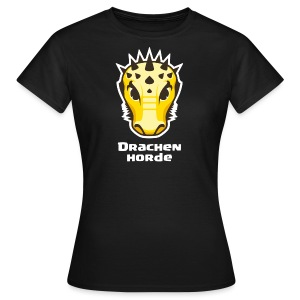 Drachenhorde Original Woman - Frauen T-Shirt