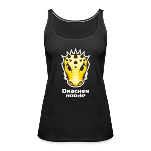 Drachenhorde Original Woman - Frauen Premium Tank Top