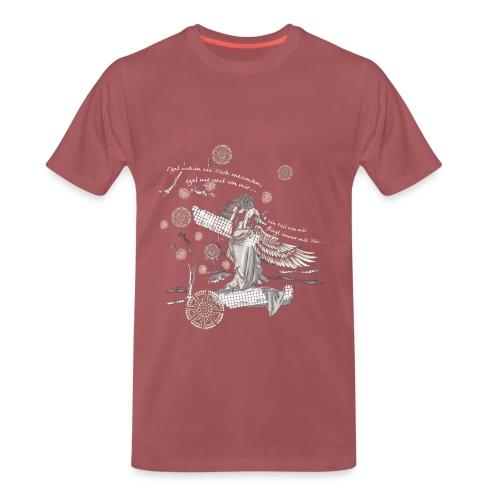 Egal wie weit weg… - Männer Premium T-Shirt