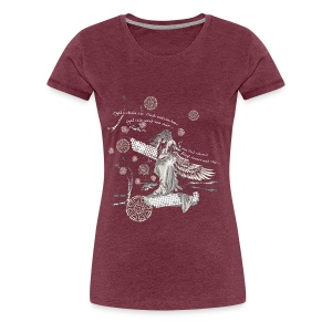 Egal wie weit weg… - Frauen Premium T-Shirt