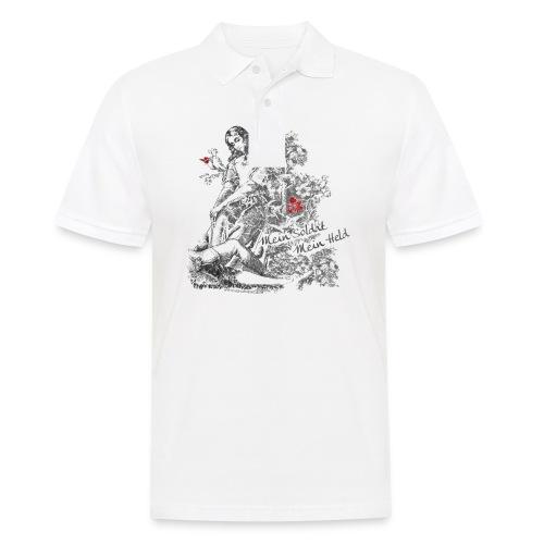 Vintage Virgin - Männer Poloshirt