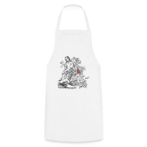 Vintage Virgin - Kochschürze