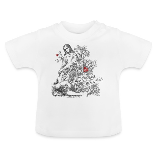 Vintage Virgin - Baby T-Shirt