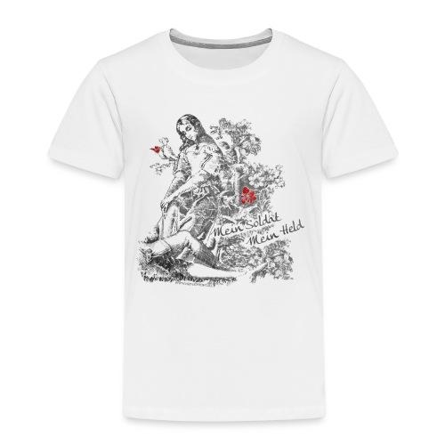 Vintage Virgin - Kinder Premium T-Shirt