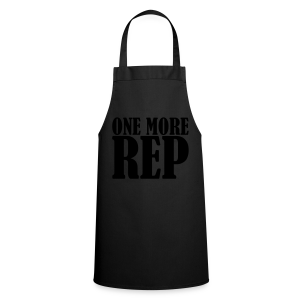 One More Rep - Kochschürze
