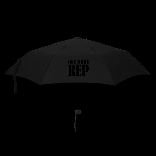 One More Rep - Regenschirm (klein)