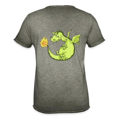 KinderShirt Flim Flam Funkel - Mache Licht im Dunkel - Männer Vintage T-Shirt