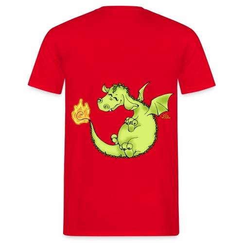 KinderShirt Flim Flam Funkel - Mache Licht im Dunkel - Männer T-Shirt
