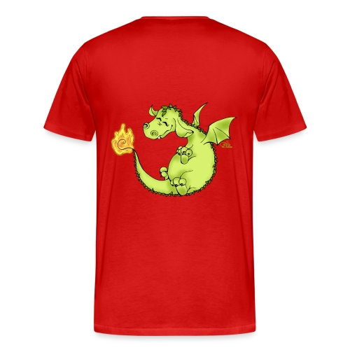 KinderShirt Flim Flam Funkel - Mache Licht im Dunkel - Männer Premium T-Shirt