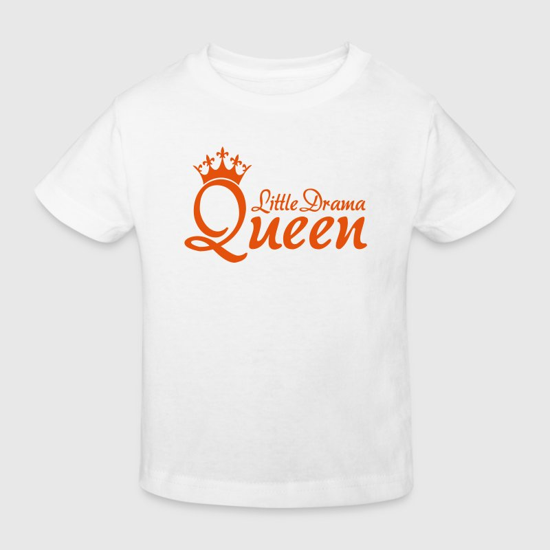 Little Drama Queen T-Shirts - Kinder Bio-T-Shirt