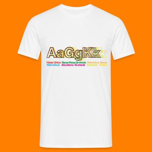 Grotesk tee shirt - Men's T-Shirt