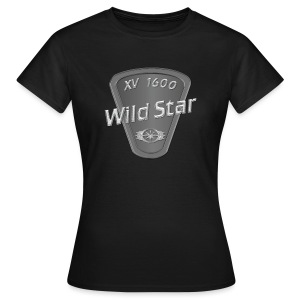 Wild Star 1600 - Frauen T-Shirt