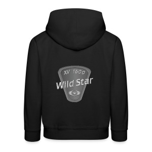 Wild Star 1600 - Kinder Premium Hoodie