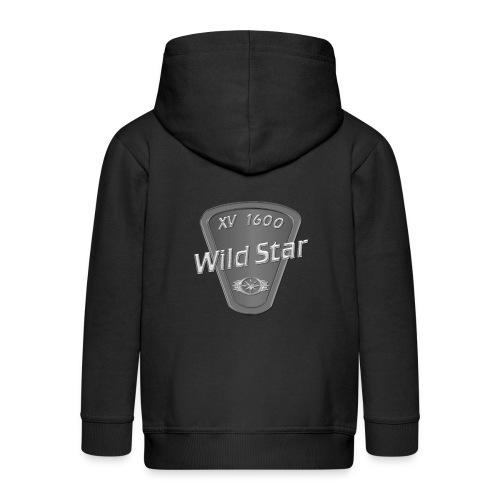 Wild Star 1600 - Kinder Premium Kapuzenjacke