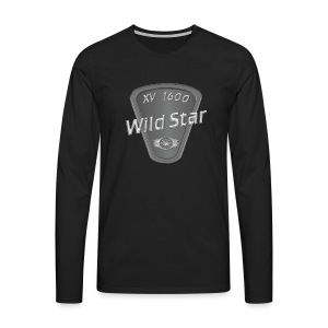 Wild Star 1600 - Männer Premium Langarmshirt