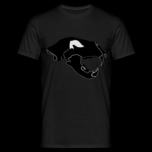 Säbelzahntiger Hoodie - Männer T-Shirt